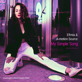 EFIMIA & A-MOTION SOURCE - MY SIMPLE SONG (NA NA NA NA)